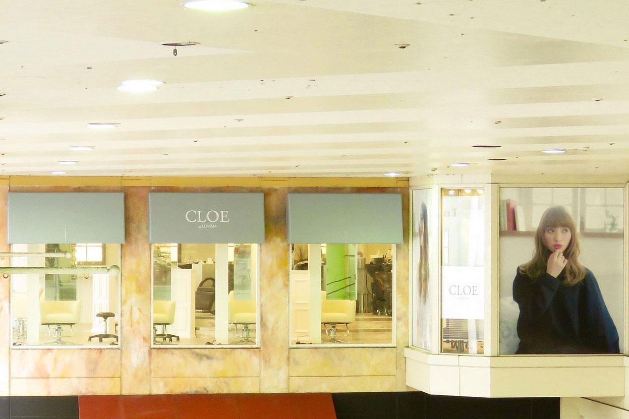 CLOE by LUVISM BP2店